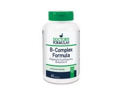 Doctor's Formulas Vitamin B Compex Σύμπλεγμα Βιταμινών Β, 60caps
