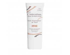Embryolisse Complexion Illuminating Veil BB Cream SPF20 Ενυδατική κρέμα με χρώμα για λεία όψη και λαμπερή επιδερμίδα,30ml