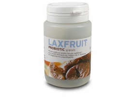 Fadopharm Laxfruit Probiotic Granelli Με φυτικές ίνες και προβιοτικά για τη σωστή λειτουργία του εντέρου και της μικροχλωρίδας,50gr