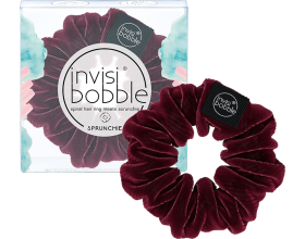 Invisibobble Sprunchie Red Wine is Fine Λαστιχάκι Μαλλιών με Βελούδινη Υφή 1 Τεμάχιο
