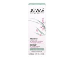 Jowae Moisturizing Rich Cream Κρέμα προσώπου με Φωτοφαινόλες & Νερό από άνθος sakura για Ξηρές επιδερμίδες, ακόμη και ευαίσθητες 40ml