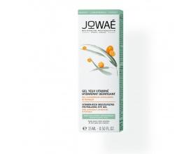 Jowae Gel Yeux Vitamine Hydratante Defatigant  Κρέμα ματιών με βιταμίνες  φωτοφαινόλες & κουμκουάτ 15ml