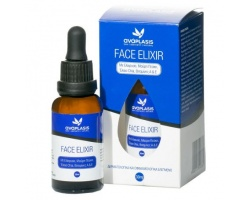 Anaplasis Face Elixir Ελιξήριο Προσώπου Με Ελίχρυσο, Μαύρη Πεύκη, Έλαιο Chia, Βιταμίνες Α & Ε, 30ml
