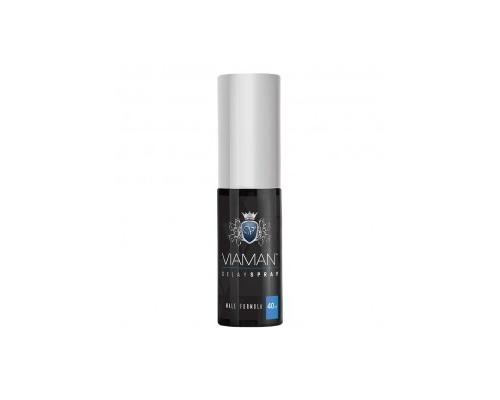 Viaman Delay Spray Σπρέι Για την Πρόωρη Εκσπερμάτωση, 40ml