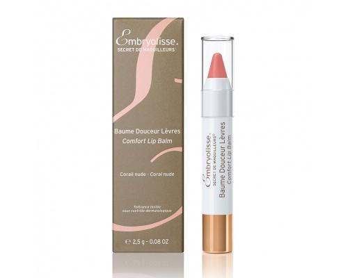 Embryolisse Secret de Maquilleurs Comfort Lip Balm Tinted Coral Nude Ενυδατικό balm 2,5g