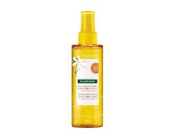 Klorane Polysianes SPF30 Αντηλιακό Ξηρό Λάδι Σώμα-Μαλλιά Με Μονόι Για Λαμπερό Μαύρισμα  200ml