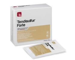Tendisulfur Forte Συμπλήρωμα Διατροφής για το φυσιολογικό σχηματισμό κολλαγόνου, 14sachets