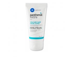 Panthenol Extra Volcanic Sand Facial Scrub Κρέμα Απολέπισης Προσώπου,50ml