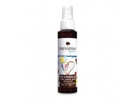 Messinian Spa Baby & Prenatal Oil Φυσικό λάδι για μασάζ με μείγμα αμυγδαλέλαιου και ελαίου βερίκοκου-καλέντουλας 100ml