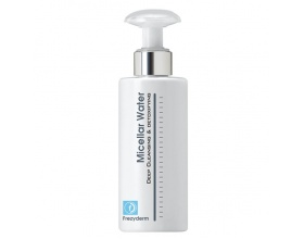 Frezyderm Micellar Water Deep Cleansing & Detoxifying, Ενεργό Νερό Καθαρισμού, για όλους τους τύπους δέρματος 200ml
