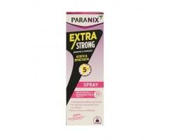Paranix EXTRA Strong Spray Αγωγή & Προστασία Για Ψείρες και Κόνιδες άμεση δράση εξουδετερώνει τις ψείρες του τριχωτού της κεφαλής σε 5 λεπτά 100ml