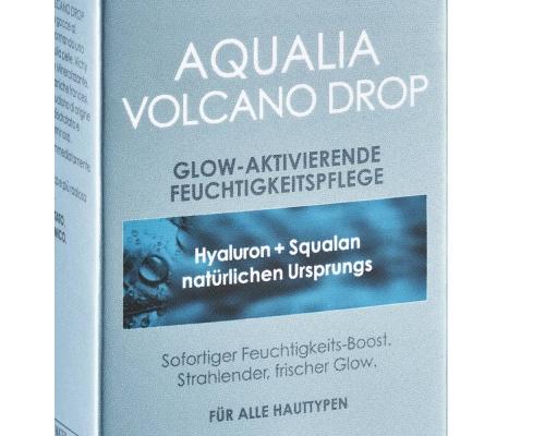 Vichy Aqualia Volcano Drop 48ώρη Ενυδάτωση και Ενεργοποίηση Λαμψης για όλους τους Τύπους Επιδερμίδας, 75ml