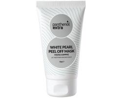 Panthenol Extra White Pearl Peel Off  Μάσκα Λάμψης με Εκχύλισμα Μαγαριταριού, 75ml