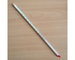 Θερμόμετρο Χημικό (-20 +150) Οινοπνεύματος 1 τεμάχιο