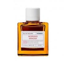 Korres Morning Mimosa Eau De Toilette Θηλυκό, κομψό και αέρινο άρωμα με ντελικατές νότες από τριαντάφυλλο 50ml
