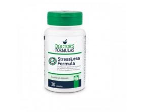 Doctor's Formulas Stress Less Formula Συμπλήρωμα διατροφής που περιέχει μελισσόχορτο 30caps