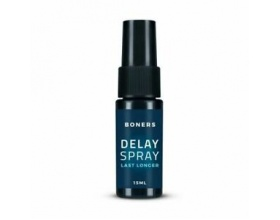 Boners Delay Spray Επιβραδυντικό Σπρει,15ml