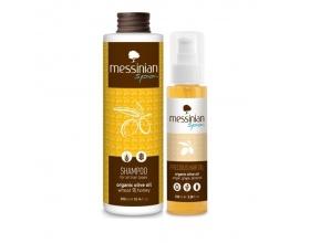 Messinian Spa Precious Hair Oil  Λάδι για τα μαλλιά 100ml & ΔΩΡΟ Shampoo For All Hair Types Σαμπουάν καθημερινής χρήσης κατάλληλο για όλους τους τύπους μαλλιών 300ml