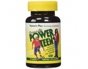 Nature's Plus Power Teen Συμπλήρωμα Διατροφής Ειδικά Σχεδιασμένο για τις Ιδιαίτερες Ανάγκες των Εφήβων, 90 tabs