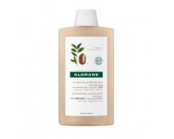 Klorane Νutrition & Repair Shampoo With Cupuacu Butter Σαμπουάν Για Πολύ Ξηρά Μαλλιά , 400ml