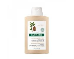 Klorane Νutrition & Repair Shampoo With Cupuacu Butter Σαμπουάν Για Πολύ Ξηρά Μαλλιά , 200ml