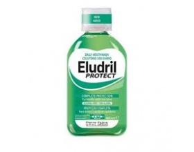 Elgydium Eludril Protect Daily Mouthwash Στοματικό Διάλυμα αποτελεί ολοκληρωμένη προστασία της στοματικής υγιεινής 500ml