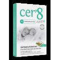 Cer' 8 Senzazz kids, Αρωματικά αυτοκόλλητα τσιρότα με εντομοαπωθητική δράση κατάλληλο για παιδιά 1 πακέτο με 24 τσιρότα