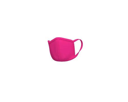 UZ Pink Adults Face Mask Ear Loop Προστατευτική Μάσκα Με Λαστιχάκι Χρώμα Ροζ, 1τμχ και Extra Φίλτρο Σωματιδίων PM2.5 για Επιπλέον Προστασία 1Τμχ
