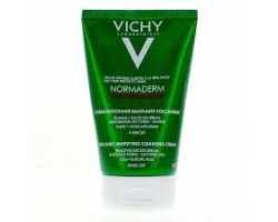 Vichy Normaderm Phytosolution Creme Nettoyante Matifiante Volcanique 125ml