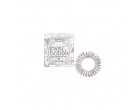 Invisibobble Original Marblelous Purple Grey Λαστιχάκι Μαλλιών 3 τμχ