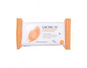 Lactacyd Intimate Wipes Μαντηλάκια Kαθαρισμού Ευαίσθητης Περιοχής ήπια σύνθεση 15 τμχ.