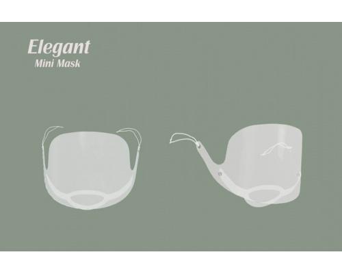 Epsilon Bratanis Elegant Mini Mask Μάσκα γενικής χρήσης 1 τμχ