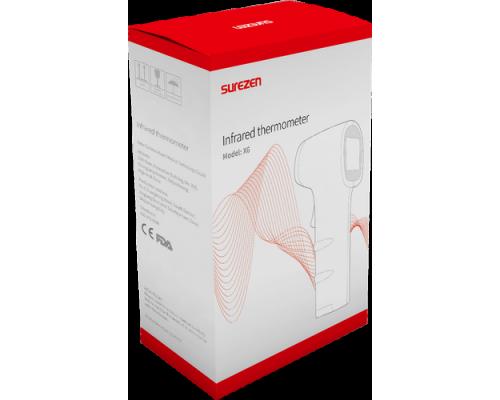 SUREZEN X6 Infrared Thermometer Θερμόμετρο Μετώπου 1 τμχ