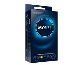 MY SIZE Προφυλακτικά με Πλάτος 53 mm,  10 τμχ