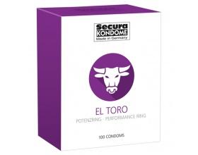 Secura El Toro Προφυλακτικά, 100 τμχ