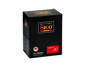 Sico Sensitive Προφυλακτικά, 100 τμχ