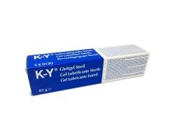 K-Y Jelly Τζέλ ήπια σύνθεσή με βάση το νερό, το καθιστά ήπιο λιπαντικό, για μία φυσική και άνετη αίσθηση 82ML