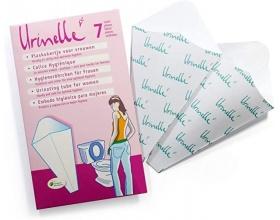 Urinelle Συσκευή ούρων για γυναίκες  7 τεμάχια