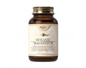Sky Premium Life Oceanic Magnesium, Συμπλήρωμα Διατροφής Με Θαλάσσιο Μαγνήσιο & Βιταμίνη Β6, 60caps