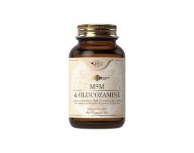 Sky Premium Life MSM & Glucozamine Συμπλήρωμα διατροφής με MSM, γλυκοζαμίνη, χονδροϊτίνη, και κολλαγόνο 60 ταμπλέτες