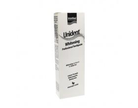 Intermed Unident Whitening Toothpaste, Λευκαντική Οδοντόκρεμα 100ml