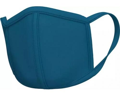 UZ URBAN ZAC Υφασμάτινη Μάσκα Προστασίας για Ενήλικες Χρώμα Μπλέ, 1τμχ