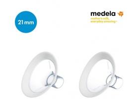 Medela Flex, Χοάνη Θηλάστρου Personal Fit, 21mm (S), 2τμχ.