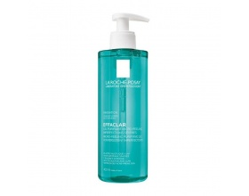 LA ROCHE-POSAY Effaclar Micro-Peeling Gel Purifiant Αφρώδες Gel Καθαρισμού και απολέπισης για πρόσωπο και σώμα 400ml
