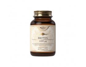 Sky Premium Life Biotin 1000μg Συμπλήρωμα διατροφής Βιοτίνης σε περιεκτικότητα 1000μg, για γερά μαλλιά 60 κάψουλες