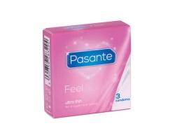 Pasante Feel Προφυλακτικά, 3 τμχ