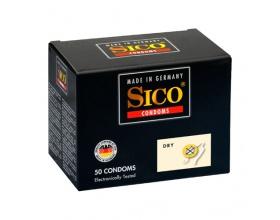Sico Dry Προφυλακτικά, 50 τμχ