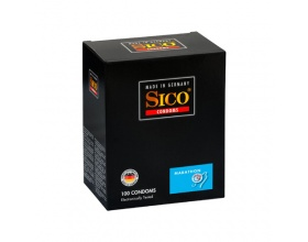 Sico Marathon Προφυλακτικά για Μεγάλη Διάρκεια, 100 τμχ