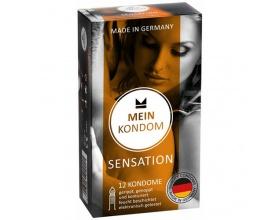 Mein Kondom Sensation, Προφυλακτικά Sensation, 12 τμχ