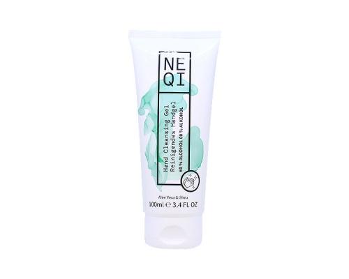 NEQI Hand Cleansing Gel Aloe Vera & Shea Καθαριστικό τζέλ χεριών με 60% αλκοόλ,100ml